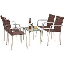 conjunto-mesa-para-area-externa-com-4-cadeiras-flora-em-aluminio-marrom-b-EC000024210