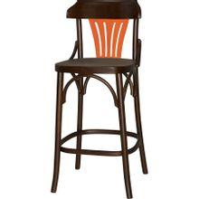 banqueta-alta-de-cozinha-em-madeira-com-encosto-opzione-marrom-escuro-e-laranja-a-EC000027142