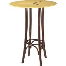 mesa-bistro-redonda-em-madeira-opzione-marrom-escuro-e-amarela-80x80cm-c-EC000027154