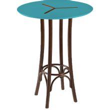 mesa-bistro-redonda-em-madeira-opzione-marrom-escuro-e-azul-caribe-80x80cm-a-EC000027158