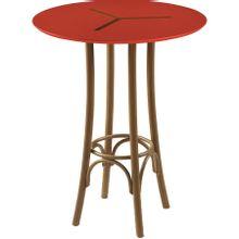 mesa-bistro-redonda-em-madeira-opzione-marrom-claro-e-vermelha-80x80cm-a-EC000027171