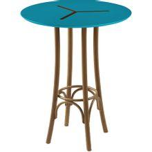 mesa-bistro-redonda-em-madeira-opzione-marrom-claro-e-azul-80x80cm-a-EC000027173