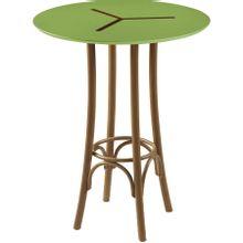 mesa-bistro-redonda-em-madeira-opzione-marrom-claro-e-verde-80x80cm-a-EC000027184