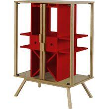 adega-para-12-garrafas-em-madeira-com-2-portas-mystic-vermelha-e-marrom-claro-a-EC000028266