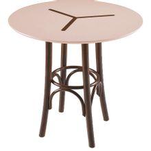 mesa-bistro-redonda-em-madeira-opzione-marrom-escuro-e-rosa-claro-80x80cm-a-EC000028327