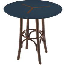 mesa-bistro-redonda-em-madeira-opzione-marrom-escuro-e-azul-marinho-80x80cm-a-EC000028335
