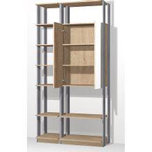 guarda-roupa-closet-com-2-portas-clothes-9007-em-mdp-bege-claro-e-grafite-c-EC000024974