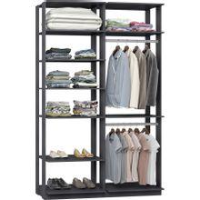 guarda-roupa-closet-com-7-prateleiras-clothes-9010-em-mdp-grafite-c-EC000024985