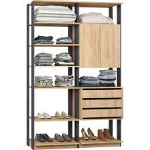 guarda-roupa-closet-com-2-portas-clothes-9011-em-mdp-bege-claro-e-grafite-c-EC000024994
