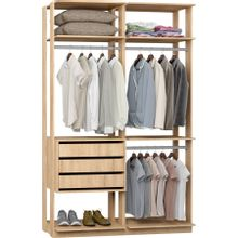 guarda-roupa-closet-3-gavetas-clothes-9013-em-mdp-bege-claro-c-EC000025003