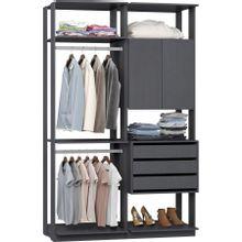 guarda-roupa-closet-2-portas-e-3-gavetas-clothes-9014-em-mdp-grafite-c-EC000025005