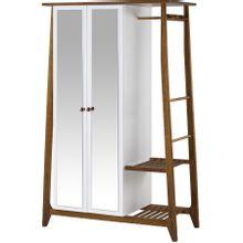 armario-com-espelho-para-quarto-em-madeira-2-portas-branco-e-marrom-stoka-a-EC000028530
