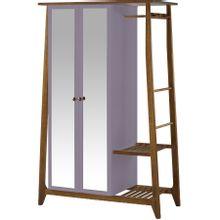 armario-com-espelho-para-quarto-em-madeira-2-portas-lilas-e-marrom-stoka-a-EC000028531