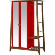 armario-com-espelho-para-quarto-em-madeira-2-portas-vermelho-e-marrom-stoka-a-EC000028533