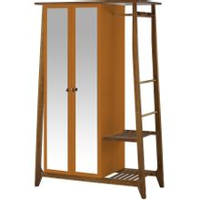 armario-com-espelho-para-quarto-em-madeira-2-portas-terracota-e-marrom-stoka-a-EC000028536