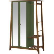 armario-com-espelho-para-quarto-em-madeira-2-portas-verde-militar-e-marrom-stoka-a-EC000028541