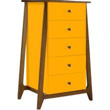 comoda-5-gavetas-stoka-em-madeira-marrom-e-amarela-a-EC000028609