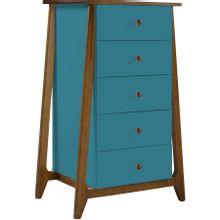 comoda-5-gavetas-stoka-em-madeira-marrom-e-azul-a-EC000028613