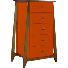 comoda-5-gavetas-stoka-em-madeira-marrom-e-laranja-a-EC000028618