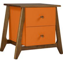 mesa-de-cabeceira-stoka-2-gavetas-em-madeira-marrom-e-laranja-c-EC000028663
