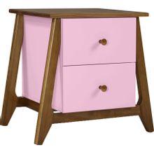 mesa-de-cabeceira-stoka-2-gavetas-em-madeira-marrom-e-rosa-claro-c-EC000028667