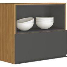 armario-aereo-para-cozinha-em-madeira-1-porta-marrom-claro-e-grafite-inova-80-a-EC000029549