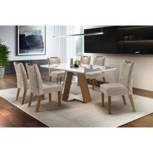 conjunto-mesa-de-jantar-com-6-cadeiras-grecia-em-mdf-pena-bege-e-castanho-fosco-a-EC000025348