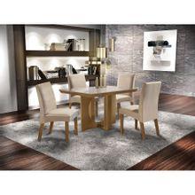 conjunto-mesa-de-jantar-frisa-com-4-cadeiras-atuale-em-mdf-suedy-creme-e-castanho-fosco-a-EC000025353