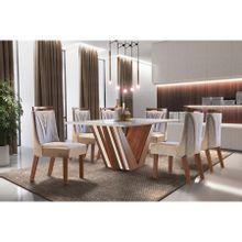 conjunto-mesa-de-jantar-6-cadeiras-cairo-em-mdf-suedy-capuccino-e-castanho-premio-a-EC000025359
