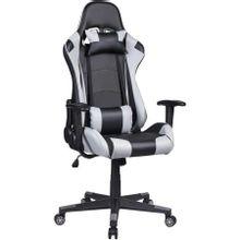 cadeira-gamer-pel-3012-em-pp-e-pu-giratoria-reclinavel-preta-e-cinza-com-braco-b-EC000029932