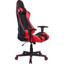 cadeira-gamer-pel-3012-em-pp-e-pu-giratoria-reclinavel-preta-e-vermelha-com-braco-c-EC000029933