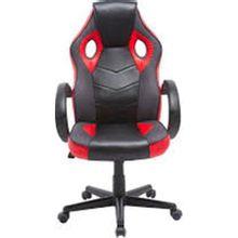cadeira-gamer-pel-3016-em-pp-e-pu-giratoria-preta-e-vermelha-com-braco-a-EC000029946