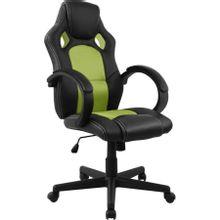 cadeira-gamer-pel-3002-em-pp-e-pu-giratoria-preta-e-verde-com-braco-a-EC000029953