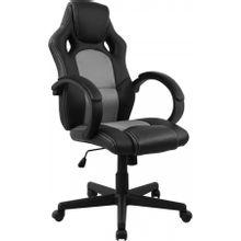 cadeira-gamer-pel-3002-em-pp-e-pu-giratoria-preta-e-cinza-com-braco-a-EC000029954