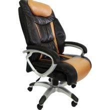 cadeira-de-de-escritorio-presidente-pel-9012-em-pp-e-pu-giratoria-reclinavel-preta-e-marrom-com-braco-b-EC000029968