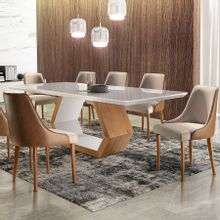 conjunto-mesa-de-jantar-ane-com-8-cadeiras-esmeralda-em-madeira-marrom-e-branco-a-EC000025791