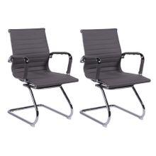 conjunto-de-cadeiras-de-escritorio-secretaria-esteirinha-em-pu-preta-com-braco-2-unidades-a-EC000026371