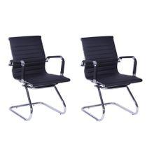 conjunto-de-cadeiras-de-escritorio-secretaria-retro-em-pu-caramelo-com-braco-2-unidades-a-EC000026372