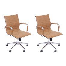 conjunto-de-cadeiras-de-escritorio-executivo-retro-em-pu-castanha-com-braco-2-unidades-a-EC000026375