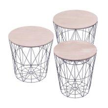 conjunto-de-mesa-de-apoio-redonda-em-metal-pagasus-preta-3-unidades-a-EC000022344