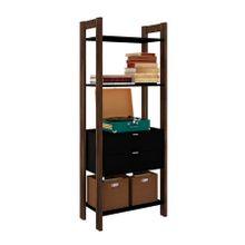 armario-para-escritorio-em-mdp-2-gavetas-preto-e-marrom-mescla-az1010-a-EC000023748