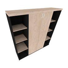 armario-alto-para-escritorio-em-mdp-2-portas-preto-e-bege-claro-natus-bramov-a-EC000017210