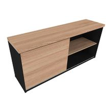 armario-de-escritorio-baixo-em-mdp-1-porta-preto-e-bege-natus-40-bramov-a-EC000017458