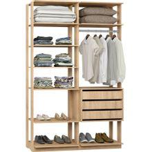 guarda-roupa-closet-com-3-gavetas-clothes-9008-em-mdp-bege-claro-c-EC000024978