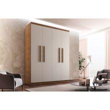 guarda-roupa-casal-4-portas-e-2-gavetas-em-mdf-espanha-marrom-e-off-white-EC000023541_1