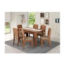 conjunto-mesa-6-cadeiras-barbara-marrom-e-castanho-EC000037673_1
