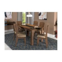 conjunto-mesa-6-cadeiras-barbara-marrom-e-marrom-EC000037672_1