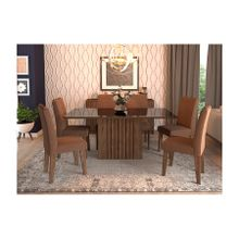 conjunto-mesa-6-cadeiras-tais-marrom-e-marrom-EC000037667_1