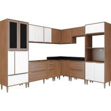 cozinha-compacta-com-8-pecas-19-portas-em-mdp-e-vidro-calabria-marrom-mescla-e-branco-EC000024184_1