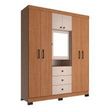 guarda-roupa-casal-com-espelho-5-portas-e-3-gavetas-em-mdp-gravata-marrom-claro-EC000022975_2